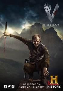 Vikings Season 2 Promotional Poster - Vikings (TV Series ...