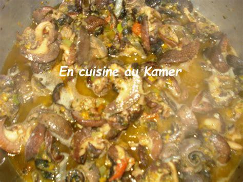 cuisine camerounaise escargots rôtis la cuisine camerounaise