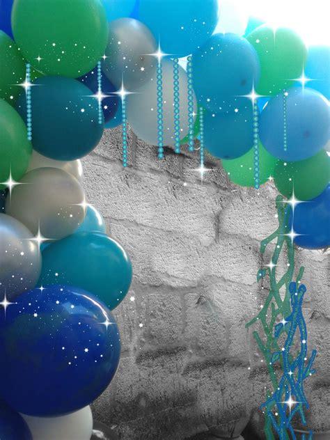 decoration ballon pour anniversaire d 233 coration en ballons pour anniversaire