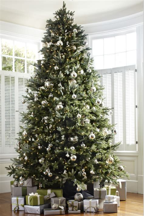 best real christmas trees by me 14 best artificial trees 2017 best trees