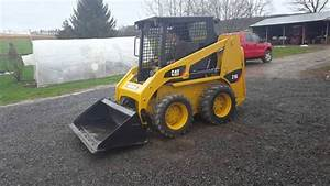 Caterpillar 216 Skid Steer Loader Official Workshop Service Repair Man  U2013 The Best Manuals Online