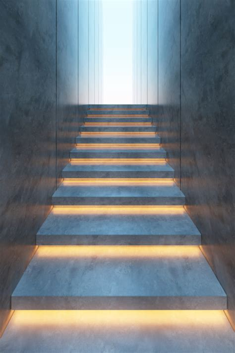 lights that go with stairway to heaven a step light primer