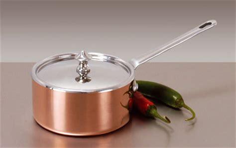 scanpan maitre  copper pans