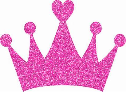 Glitter Corona Crown Booth Prop Clipart Templates