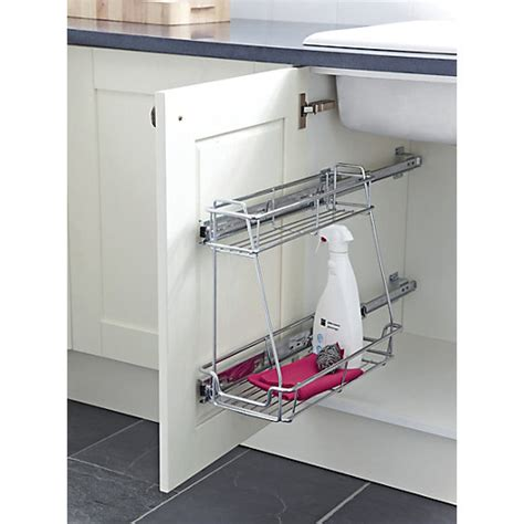 kitchen sink storage uk wickes sink pull out wickes co uk 8700
