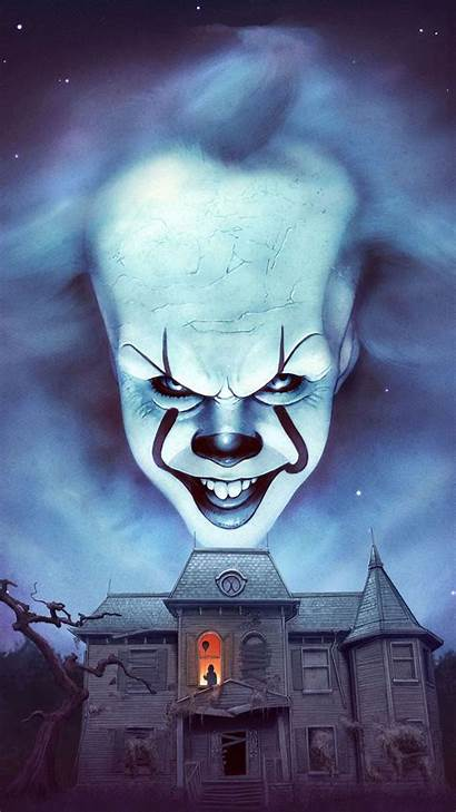 Pennywise Chapter Clown Iphone Wallpapers Fan Iphones