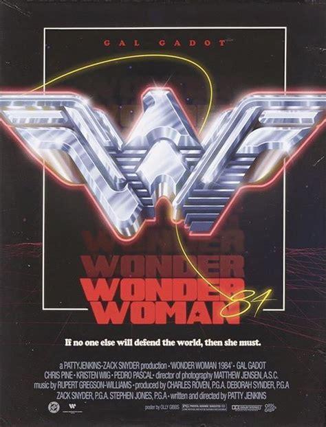 Ww 1984 official cover art 4k. #Poster Wonder Woman 1984 (2019) 822 x 1080 | Wonder ...