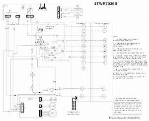 Trane Themostat Wiring Diagram