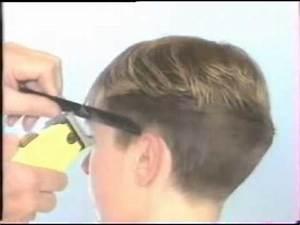 Comment Couper Les Cheveux Courts : comment se couper les cheveux en coupe soleil youtube ~ Farleysfitness.com Idées de Décoration