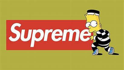 Bart Supreme Simpson Simpsons Wallpapers Pc Pantalla