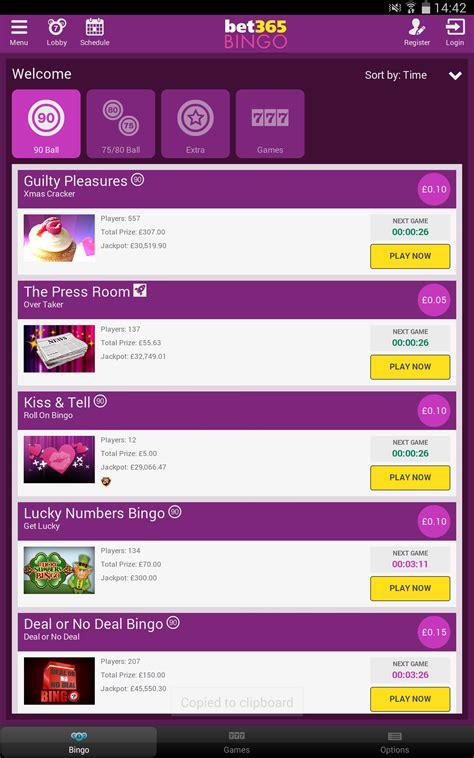 mobile bet365 bet365 bingo mobile app play now grab big prizes