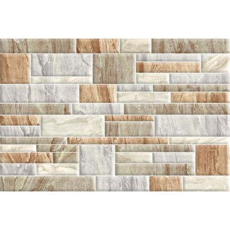 ceramic exterior wall tile size  ft   ft rs