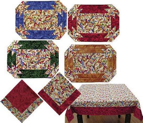 quilted placemats patterns free easy quilt block patterns laced quilt block