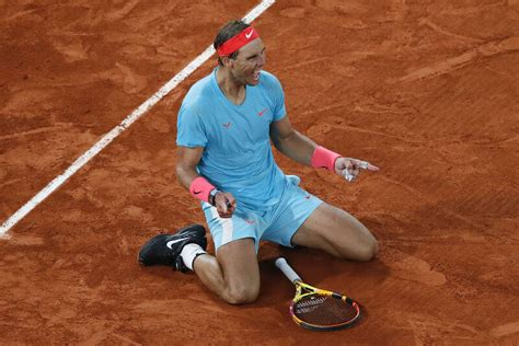 Rafael Nadal rolls to 13th French Open title, record-tying ...