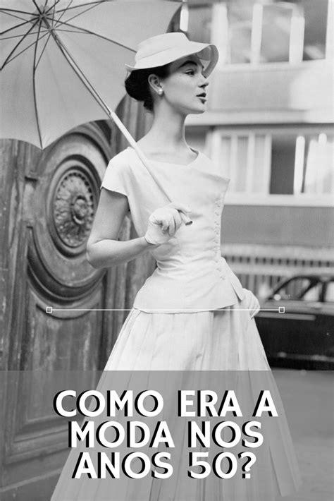 História da moda dos anos 50 | Moda anos 50, Mulheres dos ...