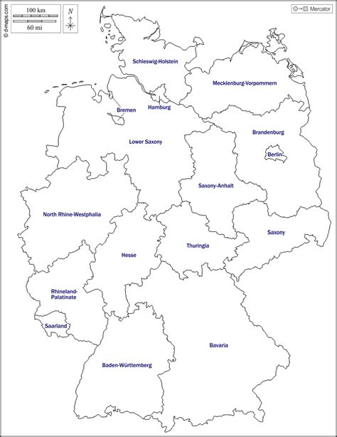 The best selection of royalty free germany outline vector art, graphics and stock illustrations. Germany free map, free blank map, free outline map, free ...