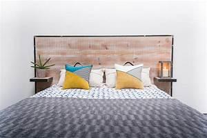 Photo De Lit : t te de lit gatineau avec tag res int gr es lit 180cm ~ Melissatoandfro.com Idées de Décoration