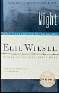 Night Elie Wiesel Quotes. QuotesGram