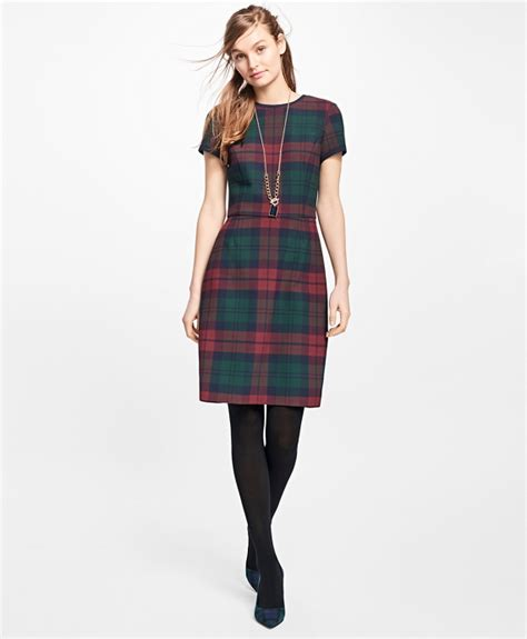 Dress Up Wool Plaid Short Costumes Styling u2013 Designers Outfits Collection