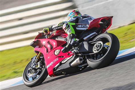 Ducati Panigale V4r by Ducati Panigale V4r 2019 On Review