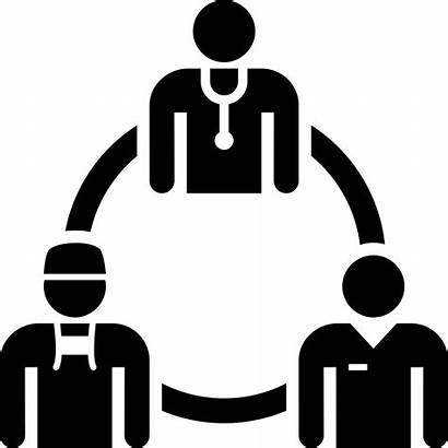 Patient Care Coordinate Clipart Icon Project Svg