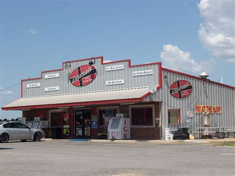 3600 forest hill ave, richmond, va 23225, usa. Crossroads Grill & General Store in Kingston - Chickasaw Country