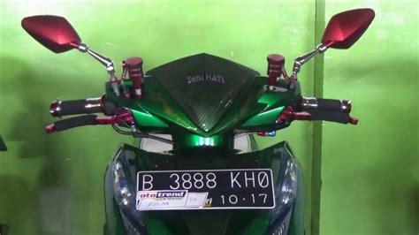Vario Karbu Thailook by Modifikasi Honda Vario 150 Thailook Galeri Motor Vario