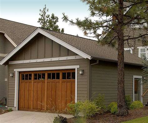 garage design garage doors craftsman aesthetics and