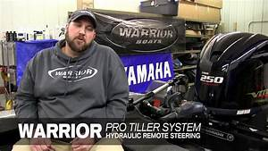 Warrior Pro Tiller System - Warrior Boat Center