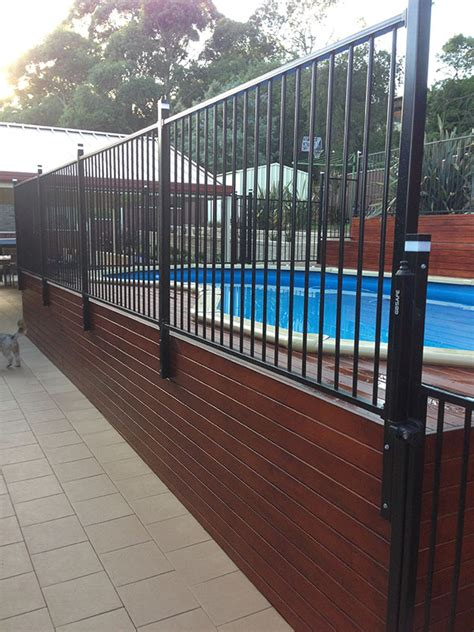 pool surround  life outdoors decking st george