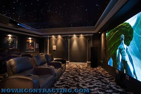 image gallery home theater ceiling
