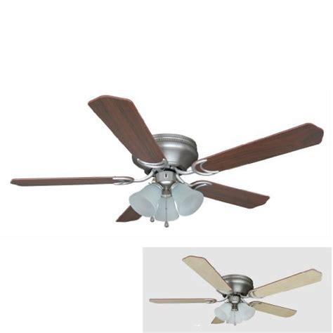ceiling fan hardware hardware house 17 4985 satin nickel flush mount ceiling 2035
