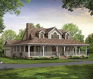 farmhouse porches and wrap around porches on pinterest With 3 design ideas of classic american homes