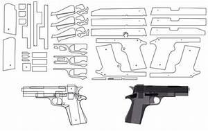 rubber band gun plans free: DIY und Selbermachen