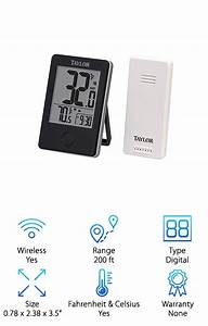 10 Best Outdoor Thermometers 2020  Buying Guide   U2013 Geekwrapped