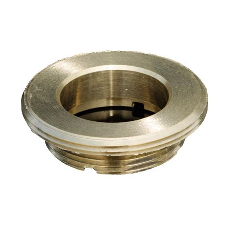 Glacier Bay Faucet Cartridge Lock Nut by Glacier Bay Locking Nut A104002 The Home Depot