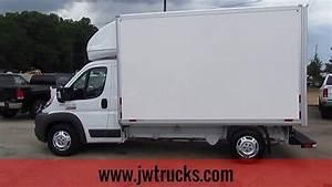 2014 Ram Promaster 3500 Box Truck - Truck Showcase