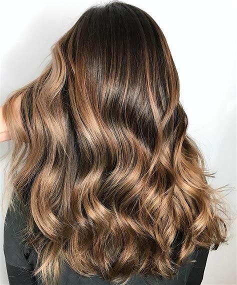 Cheveux Caramel Miel 1001 Looks Tendance Qui Adoptent La Couleur Bronde