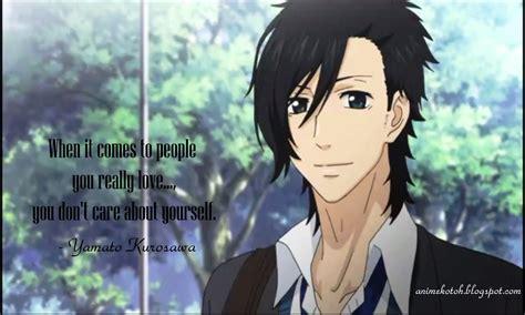 anime couple  love  quotes quotesgram
