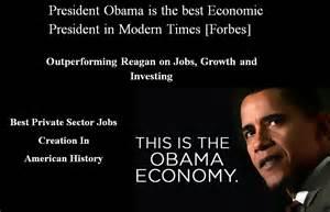 Obama Best Economic President