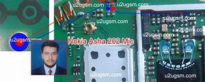 All Cellular Mobile Repair Solution  Nokia Asha 203 Mic Problem Solution Jumper Ways Solution