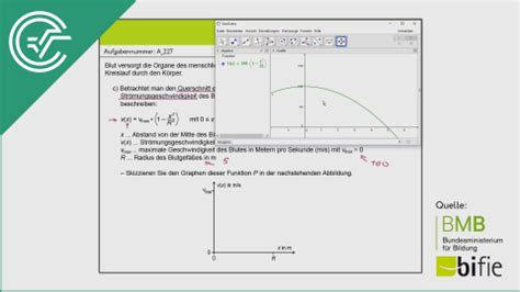zentralmatura mathematik bifie aufgabenpool teil