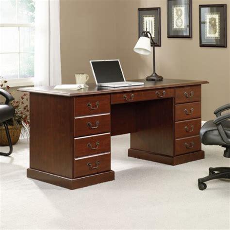 cheap desks for sale find a cheap sauder executive office desks for sale