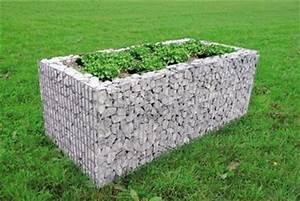 Hochbeet Aus Gabionen : gabionen hochbeet bauen lagerhaus ~ Orissabook.com Haus und Dekorationen