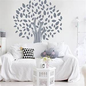 Stickers Arbre Chambre Bébé : stickers muraux chambre enfant arbre magique ~ Melissatoandfro.com Idées de Décoration