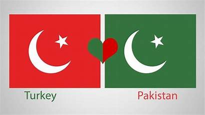 Turkey Pakistan Flag Turkish Pak Similar Pakistani
