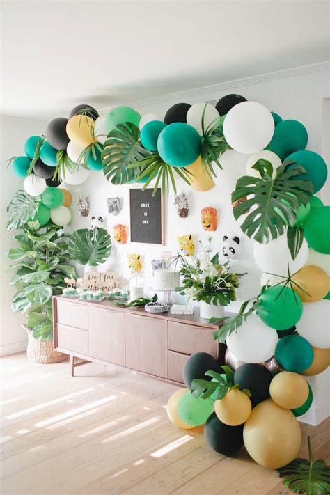 1st birthday kara 39 s party ideas kara 39 s party ideas jungle 1st birthday party kara 39 s