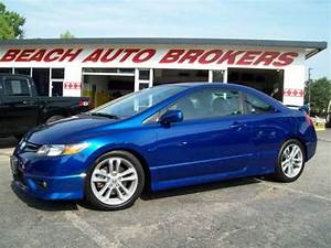 2007 Honda Civic Coupe 6 Speed Manual  For Sale In Norfolk