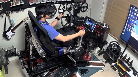 It's Ok To Be Jealous Of This ,000 Vr Racing Rig, We