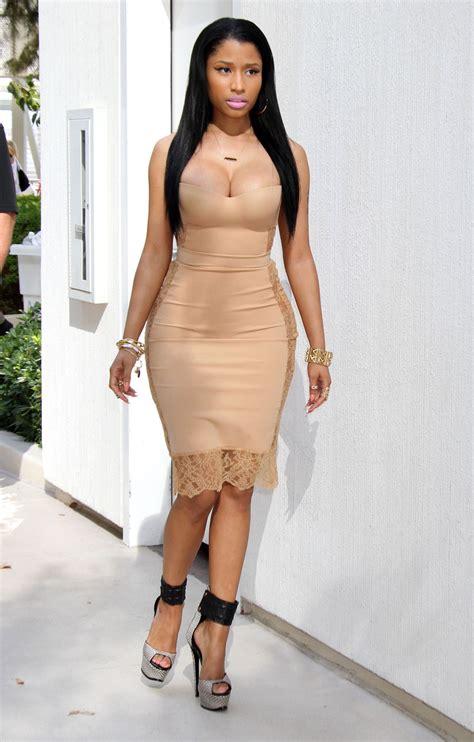 Nicki Minaj Archive Sawfirst Hot Celebrity Pictures
